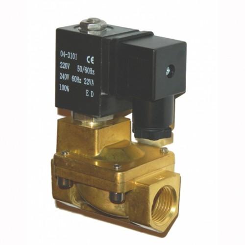 """Клапан электромагнитный CEME 8618 1  1/2""""   нормально-закрытый 220В, 50Гц."""