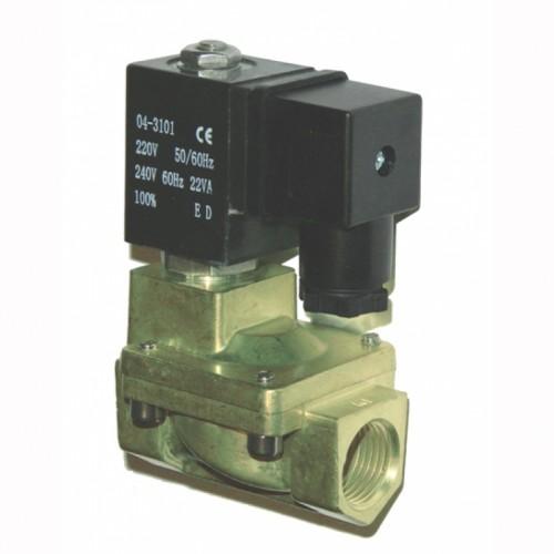 "Клапан электромагнитный CEME 8715  3/4"" нормально-открытый"