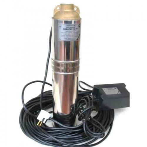 Насос центробежный Водолей БЦПЭ 0,5-40 , кабель 25м